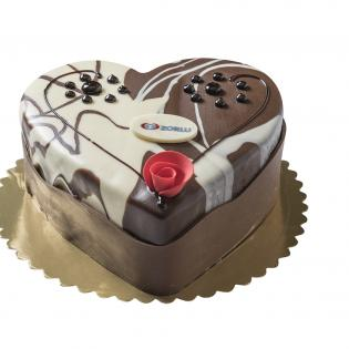 Çikolatalı Bütün Pasta