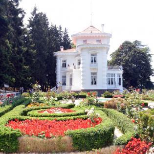 Trabzon Köşkü ve Müzesi'nde Atamızı Anıyoruz