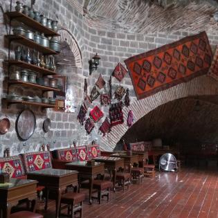 Trabzon'un Kapalıçarşısı: Bedesten
