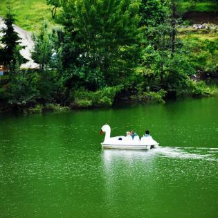Cennetten Bir Damla: Sera Gölü